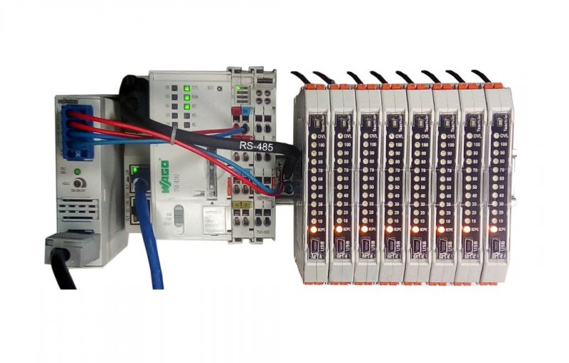 Web-based Vibration Monitoring M14-WEB