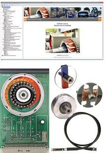 Power electronics and electric machines modules