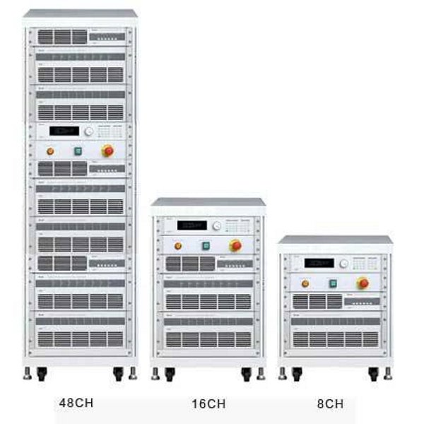 Regenerative Multi-channel Battery Pack Test System - up to 60 kW per channel
